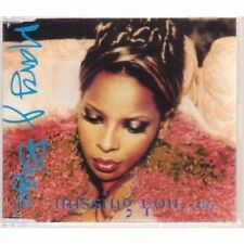 Mary J. Blige Missing you-CD2 (1997) [Maxi-CD]