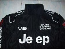 NEU Jeep GRAND CHEROKEE OVERLAND Fn-Jacke schwarz jacket veste jas giacca jakka