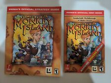 Escape from Monkey Island Prima's Official strategy guide and hint book