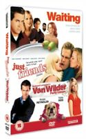 In Attesa / Just Friends / Furgone Wilder DVD Nuovo DVD (MP617D)