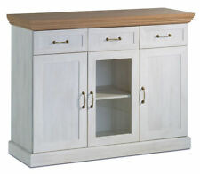 Oak Bedroom White Sideboards, Buffets & Trolleys
