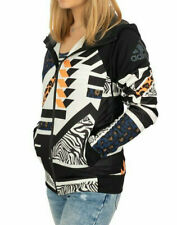 Adidas Damen Daybreaker Olym Sweatjacke Hoodie AJ6328
