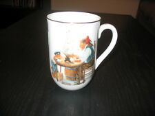 vintage norman rockwell-for a good boy coffee mug 1982! beautiful!