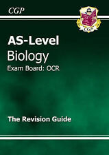 AS-Level Biology OCR Complete Revision & Practice by CGP Books (Paperback, 2008)