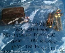 M85049/48-1-2F ITT CANNON DA24658 DSUB BACKSHELL 15 POSITION CLAMP 7PCS