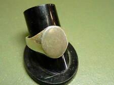 Piccolo ANELLO UOMO SCUDO Argento 925 sterling silver