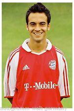 Serkan ATAK il Bayern Monaco 2003-04 RARO foto