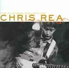 Chris Rea Platinum Collection CD 15 Track UK Rhino 2006