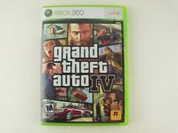 Grand Theft Auto IV: Complete & Episodes Liberty City, Microsoft XBOX 360 Game
