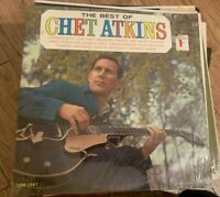 Chet Atkins - The Best Of Chet Atkins Vinyl LP Record Album MONO LPM-2887 shrink