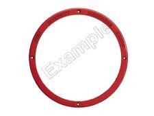 HELLA Genuine Universal Luminator Xenon Spotlight Red Frame 9AG147939-031