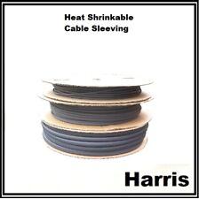 Heatshrink Tube Sleeving | Black | Wire Wrap Heat shrinkable | Various |H1.2