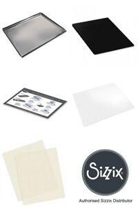 Sizzix Big Shot Pro Accessory Tray, Pads, Shim Adapter Pad, Crease Pad New