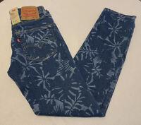 NWT Levi's Flex 30x32 511 Slim Stretch Denim Jeans Tencel NEW