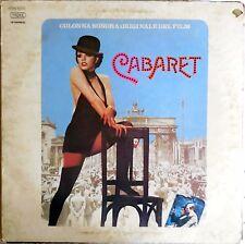 VINILE LP 33 GIRI RPM COLONNA SONORA CABARET ITALY 1972 3C 062 933370