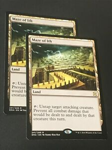 4 x Jungle Hollow COMMON Eternal Masters ~~~~~~~~~~~~~~~~~~ UNPLAYED MINT