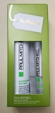 "Paul Mitchell Super Skinny Shampoo 10.14oz & Serum 5.1oz ""So polished"" Gift Set"