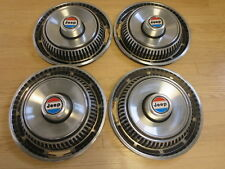 NOS ? 1973 - 1979 Jeep Wagoneer / Gladiator J-10 Pickup OEM hubcaps wheelcover