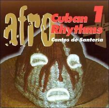 Afro Cuban Rhythms, Vol. 1 by Various Artists (CD, Nov-1999, International...
