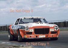 Frank Gardner Cevrolet Camaro Z28 BSCC Silverstone 1973 photographie
