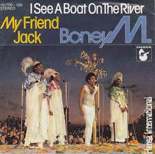 "Boney M. - I See A Boat On The River / My Friend Jack ( 7"" Vinyl Schallpla 34898"
