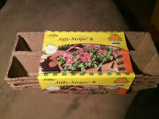 Jiffy-Strips - 4packs of 8 - new - 32 planters