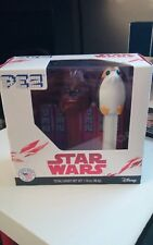 STAR WARS Gift Set  PORG AND CHEWBACCA  Includes 6 rolls of Candy