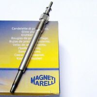 1x Glühkerze Magneti Marelli MERCEDES-BENZ E-Klasse W210 2.2 CDI W211 2.7 CDI