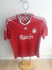 Liverpool 2008-2009 Football Shirt Adidas XL