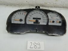 Vauxhall Calibra Speedometer Combination Instrument DTM Edition White Rarely