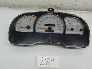 Opel Calibra Tacho Tachometer Kombiinstrument DTM EDITION Weiß SELTEN 289001