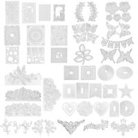 DIY Scrapbooking Embossing Die Cuts Metal Cutting Dies Stencils for Album Photo