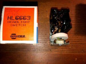 New 1987-1997 Ford F150-F250-F350 Bronco Ranger Escort Tempo Headlight Switch