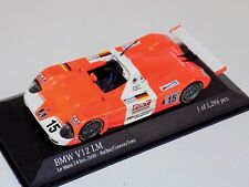 1/43 Minichamps BMW V12 LM 2000 24 Hours of  le Mans Car #15 Marlboro