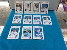 1983 Atlanta Braves Police Athletic League 11 Card Lot Aaron Niekro NM-MT