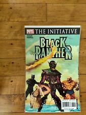 Marvel Black Panther The Initiative #30 Unread Condition 2007