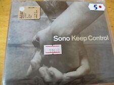 SONO KEEP CONTROL  CD SINGOLO SIGILLATO 5 TRACKS
