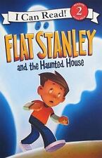 I Can Read Level 2: Flat Stanley and the Haunted House , Free Shipping