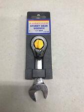 Eurotech 17mm Stubby Reversible Ratchet R/OE Spanner