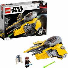 LEGO 75281 Star Wars Anakin's Jedi Interceptor Age7+ 248pcs