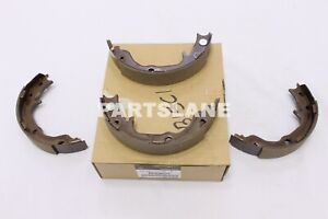 Mitsubishi Lancer Evolution Outlander OEM Genuine Rear Brake Shoe SET 4800A022