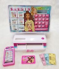 Barbie Blinging Cash Register Toy Play portable Credit Card Phone Accessories