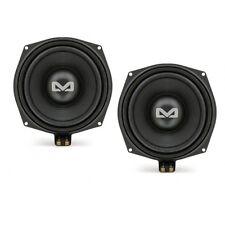 Ampire bmw-w1 20cm parfait-Haut-parleur pour BMW véhicules 1 paire 200 watts