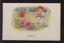 Tennis Posted Printed Collectable Sport Postcards