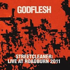 Godflesh-streetcleaner: Live at Roadburn 2011 CD NUOVO