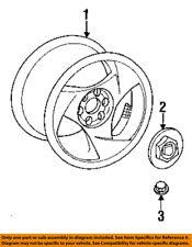 Dodge CHRYSLER OEM 92-94 Viper Wheels-Center Cap 4643136