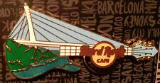 Hard Rock Cafe PinPodorica - 2015 - Bridge Horizontal Guitar