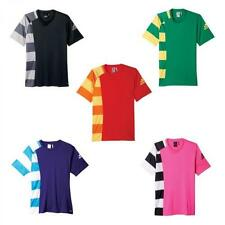 Short Sleeve Regular Size Football Activewear for Men