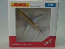 "Herpa Wings B757-200F DHL Air ""Eliska´s Return to Africa"" - 529976 - 1:500"