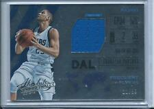 Chandler Parsons 2015-16 Absolute *Frequent Flyers Jersey* /99